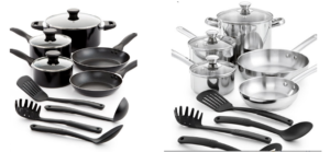 *GO NOW!!* 12-Pc. Cookware Set Only $19.99 Shipped!! Down from $119.99!