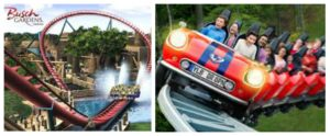 FREE Child's Pass to Busch Gardens (with Purchase of Adult Ticket)!