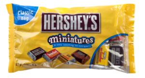Hershey's Chocolate Miniatures ONLY $1.50 (on Sunday Only)!