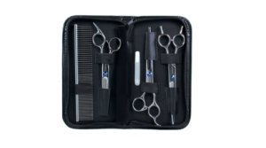 *HIGHLY RATED* 4-Piece Pet Grooming Set ONLY $28.99 (reg. $69.99)