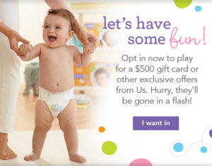 FREE Gift Cards from Babies R Us! Don't Miss This!