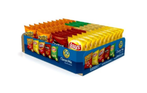 Deal of the Day! *Back to School* Frito-Lay Classic Mix Variety Pack, 50 Count $10 Shipped!!