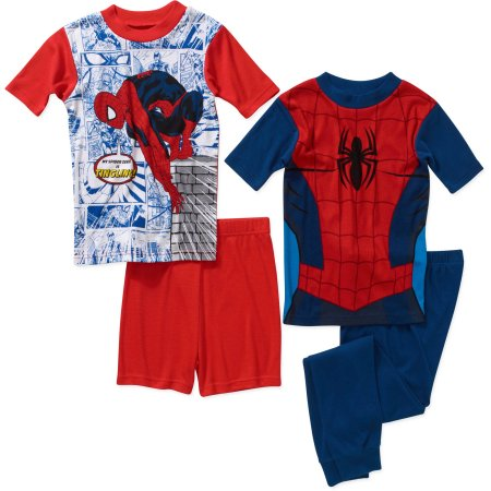 Clearance Boys' Pajama Sets at Walmart! 2-Piece Sets Starting at ...
