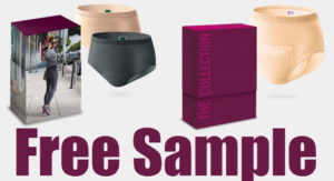 FREE Sample of Depends Underwear + High Value Coupon!
