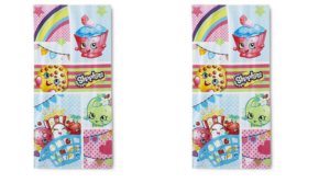 Shopkins Beach Towel ONLY $3.12 (reg. $12.99)!