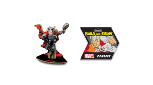Build Thor at Lowe's Build & Grow this Saturday! (FREE Event!)