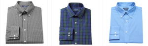 Kohl's: Men's Croft & Barrow Dress Shirts PSA $4.48 Shipped!!