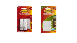 FREE Command Hanging Strips or Hooks at Kroger!
