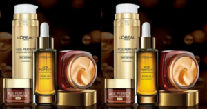 FREE Sample of L'Oreal Age Perfect Hydra-Nutrition