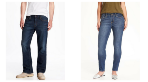 Ruuunnnn! Old Navy Men's & Women's Jeans ONLY $12! Today Only!