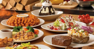 Save up to 20% on Your Entire Check at Outback!