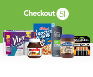 Checkout 51 Sneak Peek: Save on Duracell, Nutella, and More