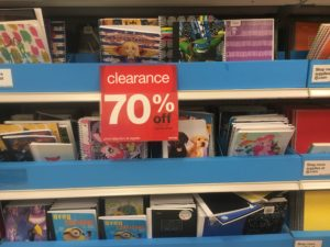 70% Off School Supplies at Target!
