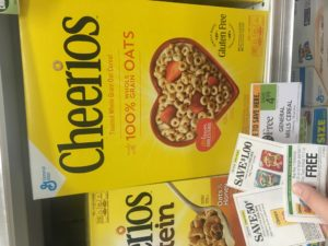 Triple Stack on Cereal = Cheerios & Tiny Toast ONLY $0.44 per Box! Stock Up!