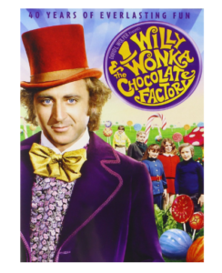 Willy Wonka & the Chocolate Factory Only $3.74!!