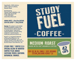 **Stock Up Price!** Study Fuel® 42-Count $.24 Shipped!!