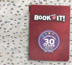 *Freebie* Pizza Hut BOOK IT Program! Inspiring Young Readers (With A Free Pizza :-))