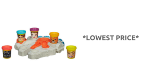 Play-Doh Star Wars Millennium Falcon Featuring Can-Heads ONLY $6.98 SHIPPED!