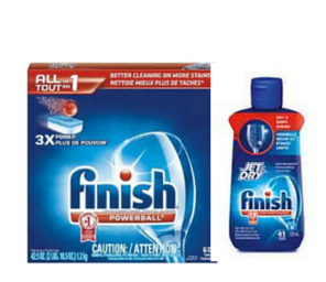 *Print Now* Finish Automatic Dishwasher Tabs $3 @ Publix Starting 10/12