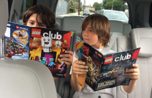 *Hot!!* FREE 2-Year Subscription to 'Lego Club' Magazine!