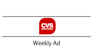 CVS Weekly Ad 3/26-4/1