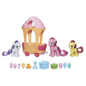 HURRY! My Little Pony Rolling Sweets Cart ONLY $11.19 (reg. $34.99)!