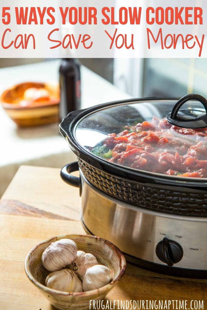 Read how you can make your dollar go a little further while making life simpler by using a slow cooker!
