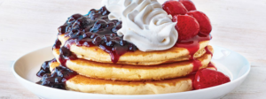 IHOP: FREE Stack Pancakes for Veterans & Active Duty Military (11/11)