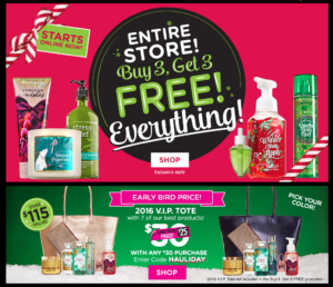 Bath & Body Works Black Friday Sale is LIVE + Deal Ideas!!