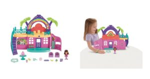WOW!!! Dora the Explorer Dora & Friends Café by Fisher-Price ONLY $14.87 (reg $49.99)!