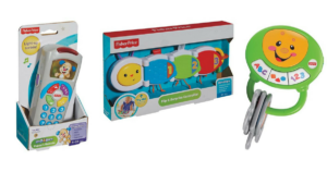 SEVEN Fisher-Price Toys $41.86 SHIPPED! Today Only!