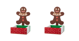 Build a FREE Gingerbread Man Candy Dish! Register Now!