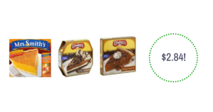 Mrs. Smith's & Edwards Pies (as low as) $2.84 at Publix!
