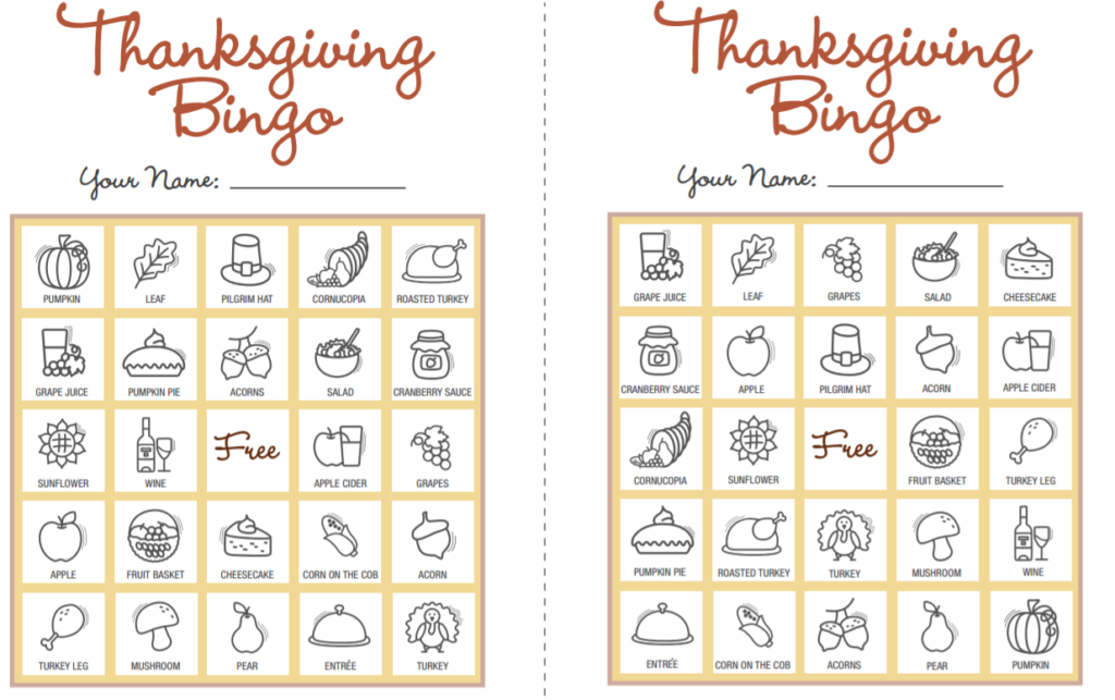 picture regarding Thanksgiving Bingo Printable titled No cost Thanksgiving Bingo Printable! - Frugal Unearths For the duration of Naptime