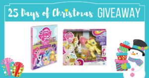 Win a My Little Pony DVD & Toy!