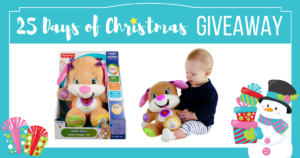 Win a Fisher-Price Laugh & Learn Smart Stages Sister!