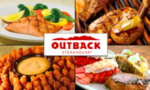 Outback Steakhouse: Up to 20% off Your Entire Check