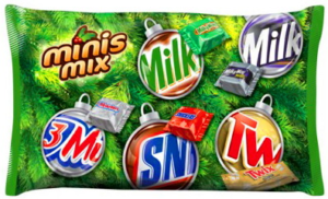 Publix: Mars Snickers, Twix, Mars Minis Chocolates, Milky Way or 2 Musketeers 10-11.5 oz, $1.65 Each