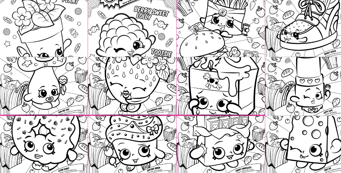 graphic regarding Printable Shopkins Posters named Free of charge** Shopkins Printables! - Frugal Reveals In the course of Naptime