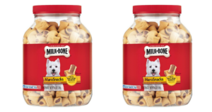 Milk-Bone MaroSnacks Dog Treats $6.16 (reg. $11.11)