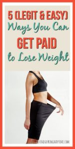 5 Ways You Can Get Paid to Lose Weight