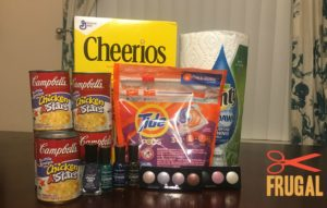 Megan's CVS Trip: $13.26 for $54.76 in Products