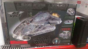 WOW!! Star Wars Millennium Falcon XL Flying Drone $49.71 (reg. $274.98)!