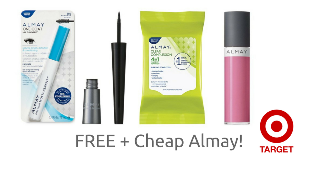 HIGH* Value Almay Coupon = FREE & Cheap Almay Products at Target ...