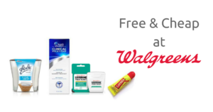 Walgreens Free & Cheap Deals (1/15-1/21)