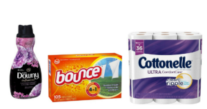 *Deal Scenario* Pay $19.03 for $51.56 in Household Essentials! Stock Up!