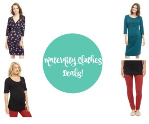 Triple Stack on Maternity Clothes = Maternity Clothing Over 50% Off!