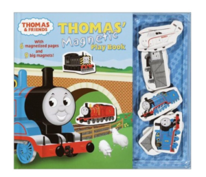 Thomas' Magnetic Playbook Only $4.95!!