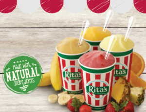 Mark Your Calendars! FREE Rita's Italian Ice For The First Day Of Spring!