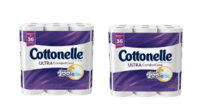 CVS: Cottonelle 18-Count Double Roll ONLY $4.49 per pack!